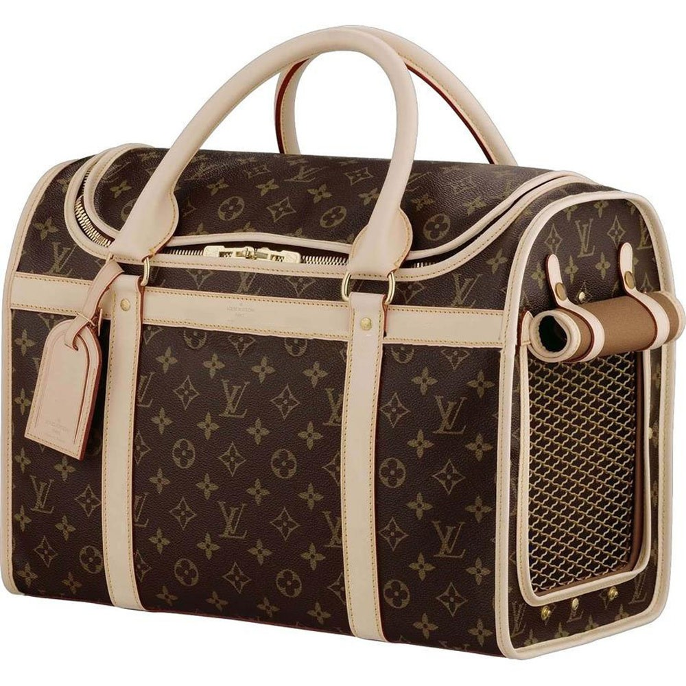 ef18c0c07950 Louis Vuitton Monogram Canvas Dog Bag 40 Brown Women Softsided Category  Type Productlistrangerow Productcategory