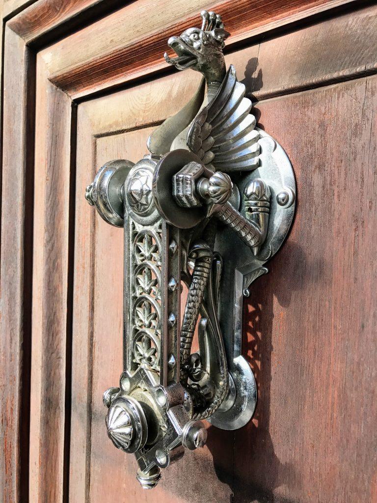Doors in Barcelona